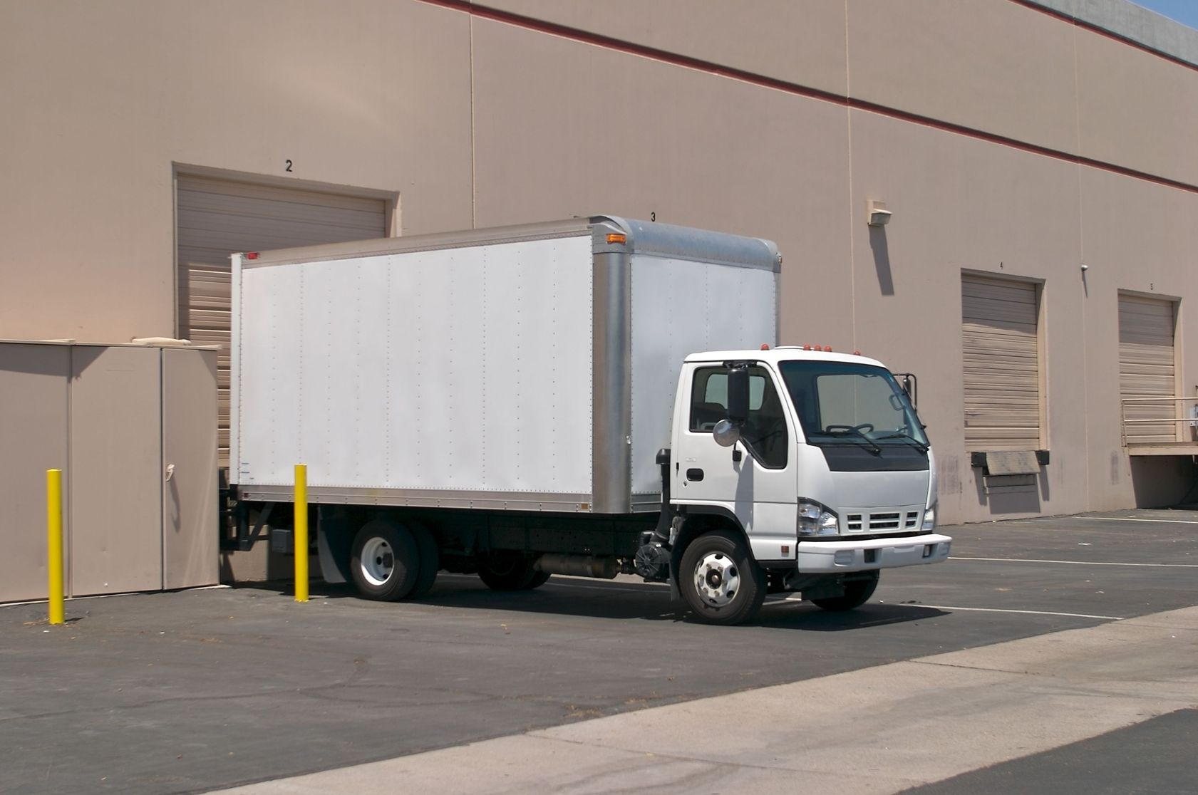 El Paso, TX. Box Truck Insurance